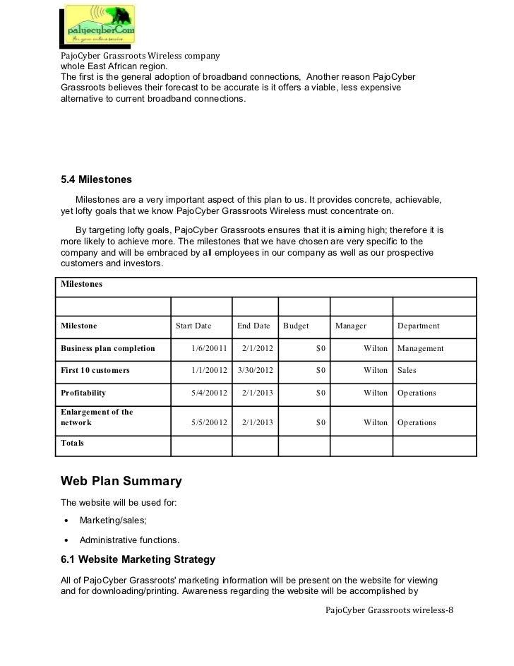 isp business plan in bangladeshi