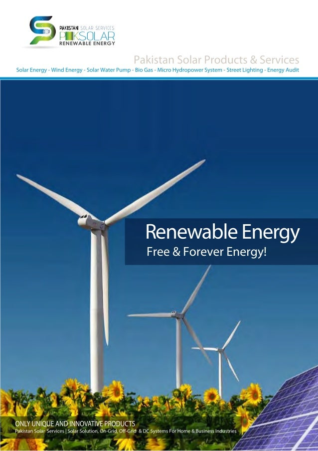 Paksolar Renewable Energy Free and Forever
