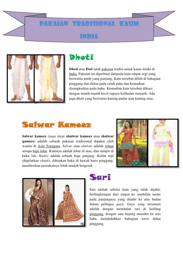 Pakaian Tradisional Psk