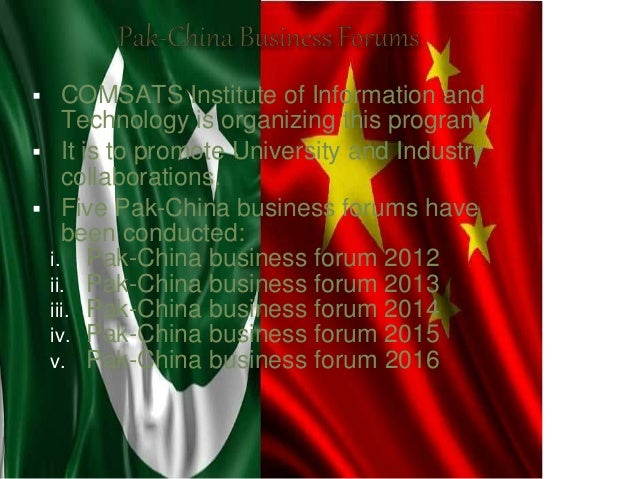 political relationship between pakistan and china