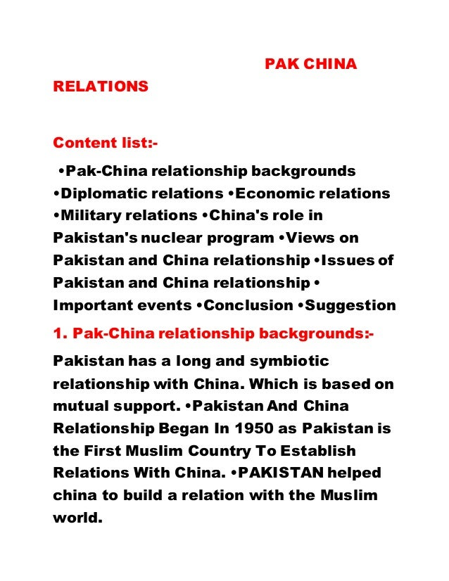 indo china and pakistan relationship with india