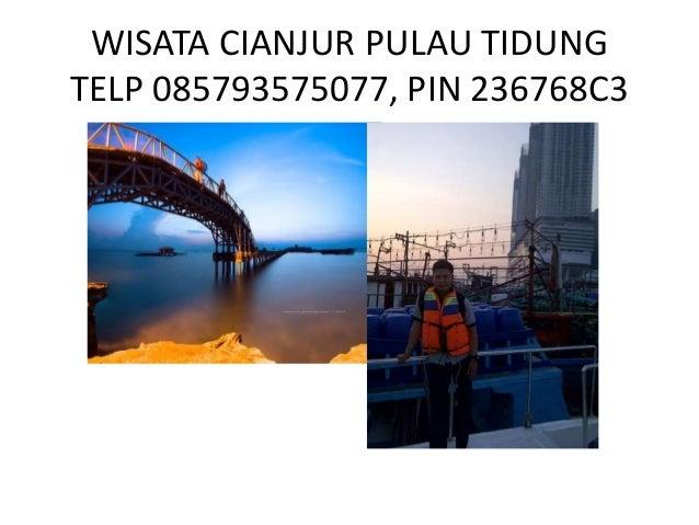 Wisata Cianjur Pulau Tidung Telp C