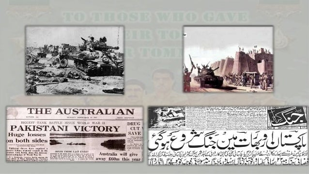india pakistan war 1965 pdf