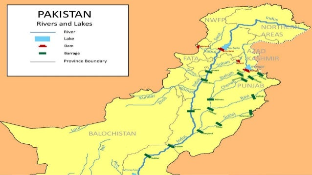 Canal System of Pakistan