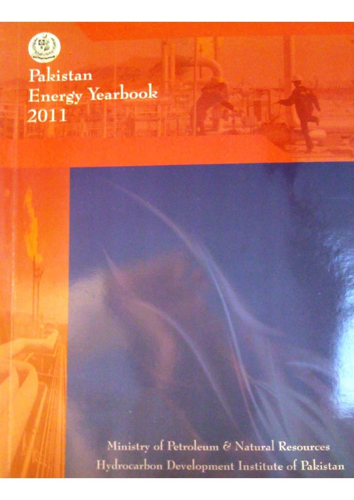 Pakistan Energy Year book 2011 Highlights