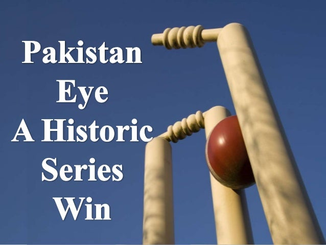 After being humiliated and  white-washed by the Aussies in  the ODI series, the Pakistanis  surprised everybody by bouncin...