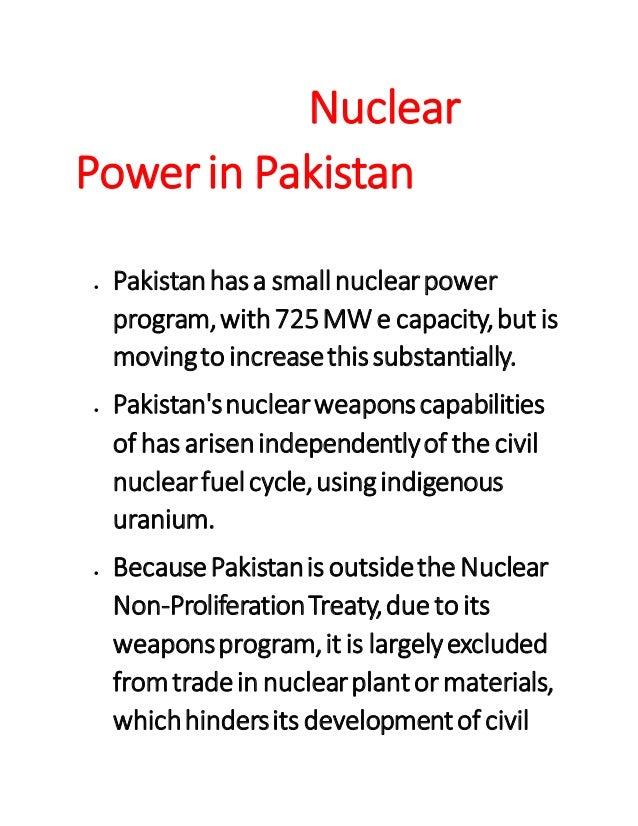 essay on nuclear power