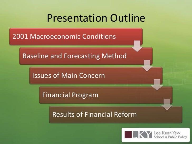 Presentation Outline<br />