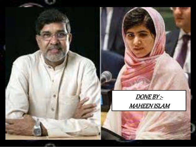Malala Yousafzai and Kailash Satyarthi win Nobel Peace Prize