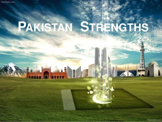 PAKISTAN STRENGTHS