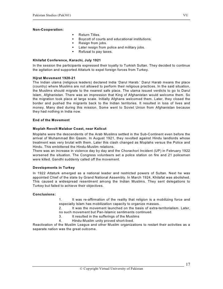 studies notes