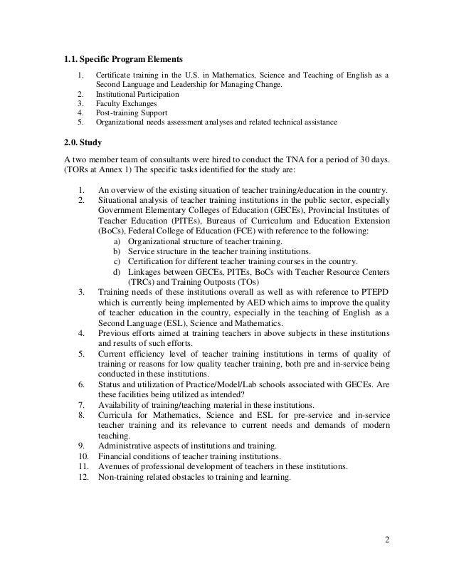teaching certificate programs