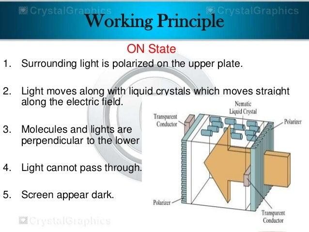 lcd display working principle pdf