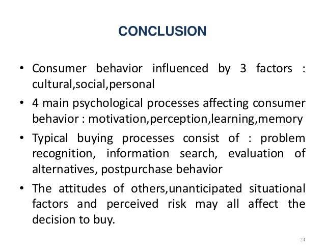 Dissertation consumer behaviour recession