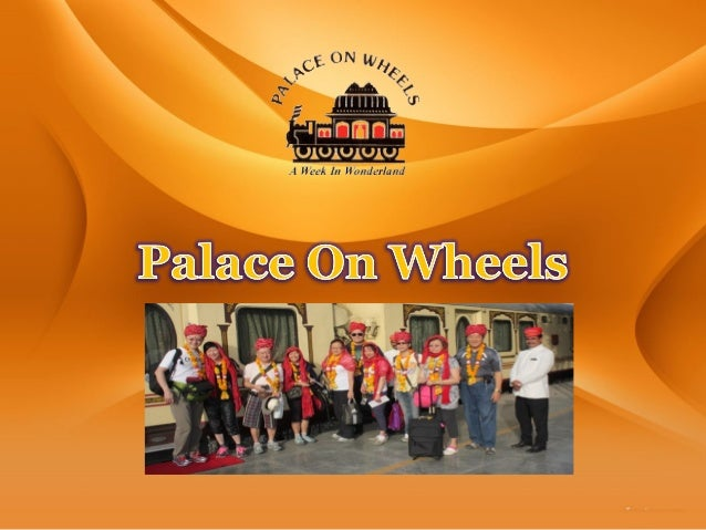 Come aboard on one of the worlds finest luxurious railjourneys! Operating since 1984, the Palace on Wheels isthe finest wa...