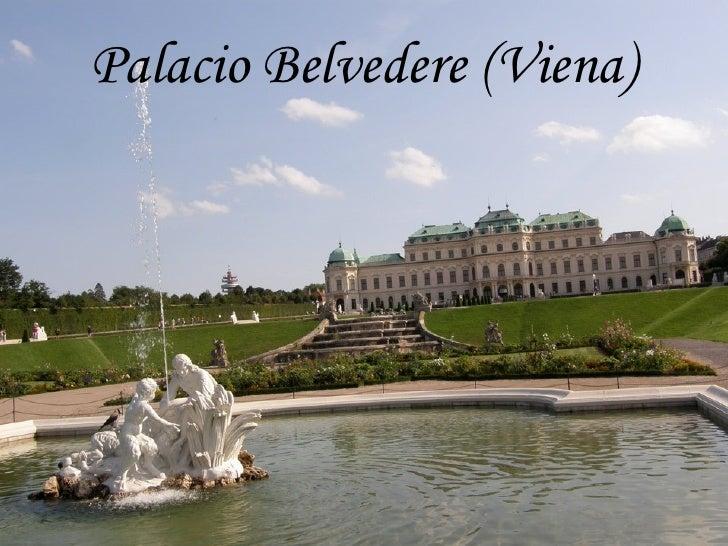 Palacio Belvedere (Viena)