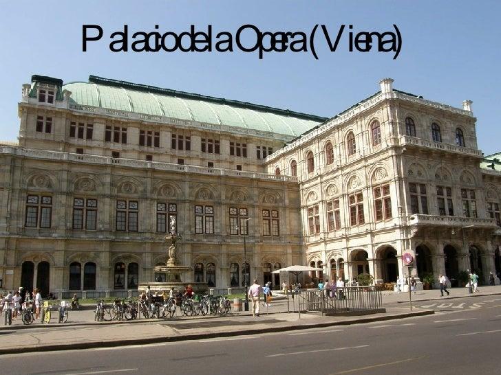 Palacio de la Opera (Viena)