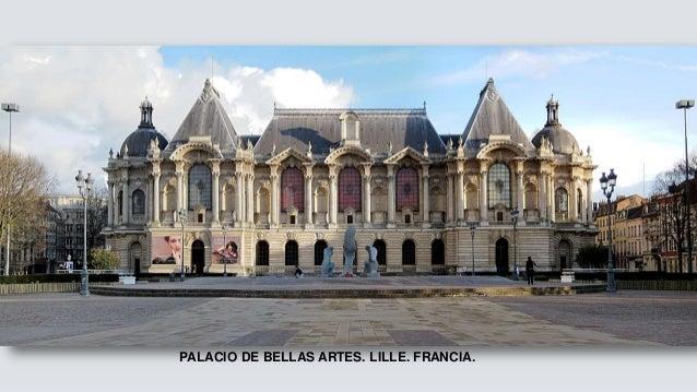 Palacio de Bellas Artes. Lille. Francia Slide 2