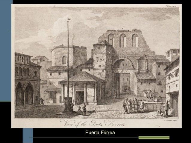 Mausoleo deDiocleciano.Adams creyóErróneamenteque era elTemplo deJúpiter.
