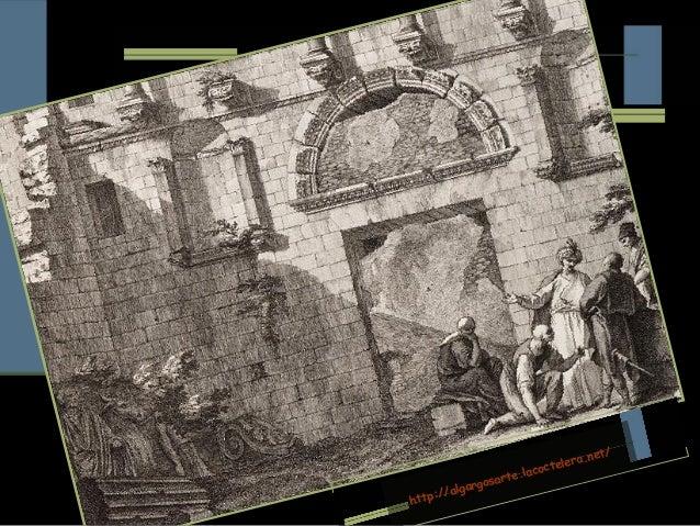 El Palacio del emperador  Diocleciano en Split, según Robert Adam (1764).