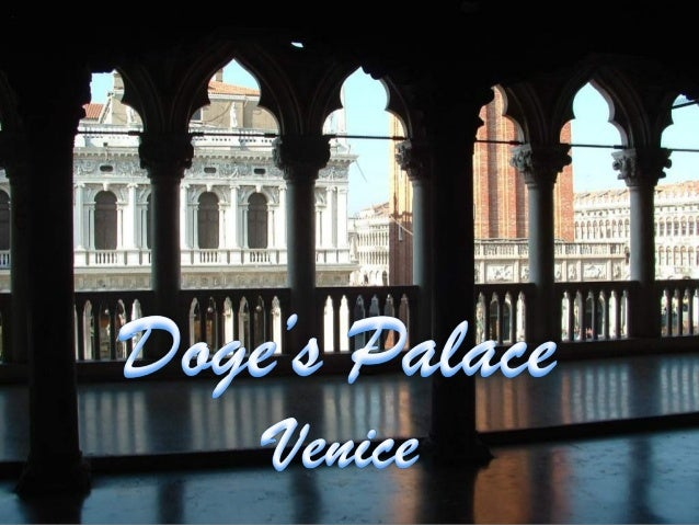 The Doge's Palace is a gothic palace in Venice. In Italian it is called the Palazzo Ducale di Venezia . The palace was the...