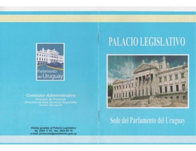 Palacio legislativo sede del parlamento del uruguay for Sede del parlamento