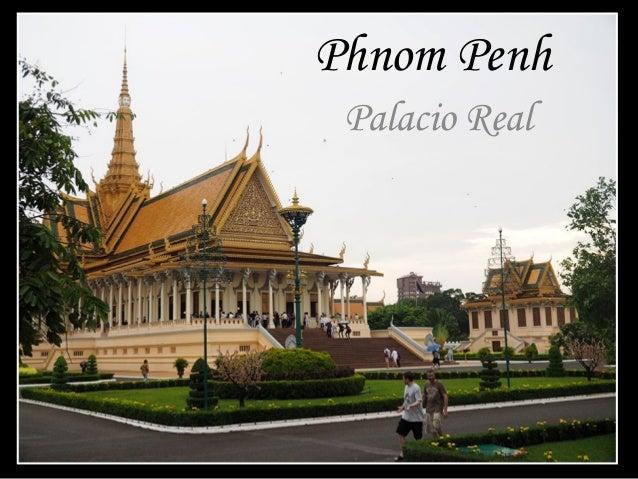 Phnom Penh Palacio Real