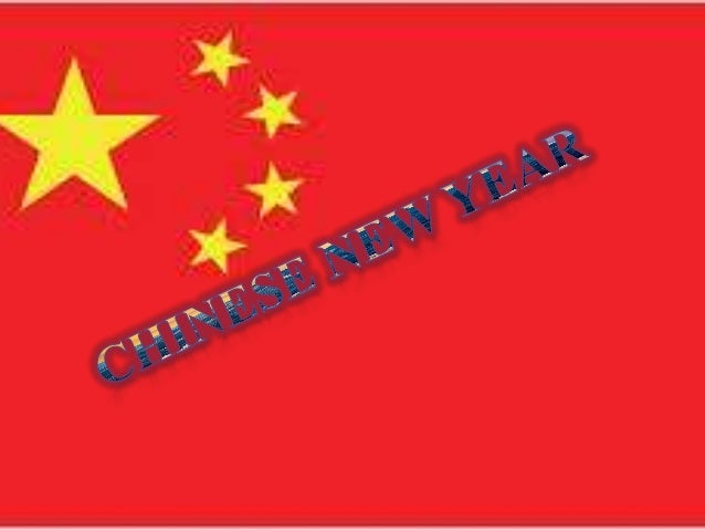 Chinese new year • Chinese New Year is an important traditional Chinese holiday. In China, it is also known as the Spring ...