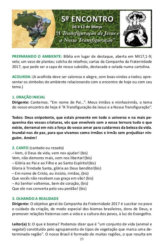 24 uma diversidade biológica própria. Leitor(a) 2: No Brasil temos seis biomas: a Mata Atlântica, a Amazônia, o Cerrado, o...