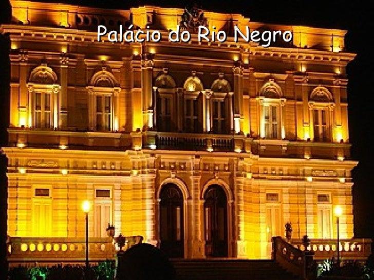 Palácio do Rio Negro