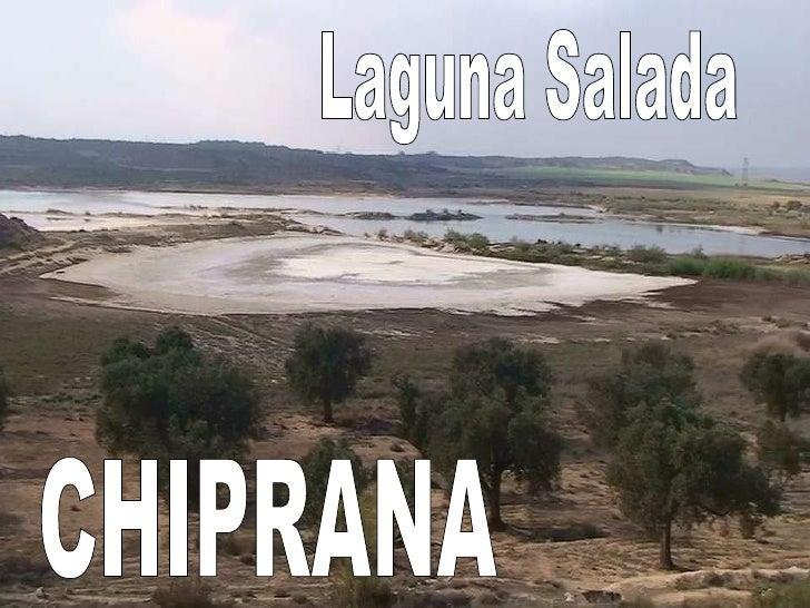Laguna Salada CHIPRANA