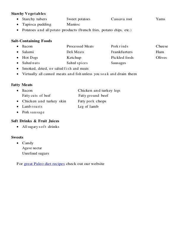 soft diet food list pdf