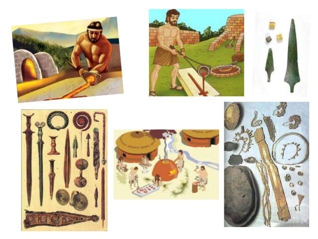 Prehistoria paleol tico neol tico y edad de los metales - Como se limpia el bronce ...