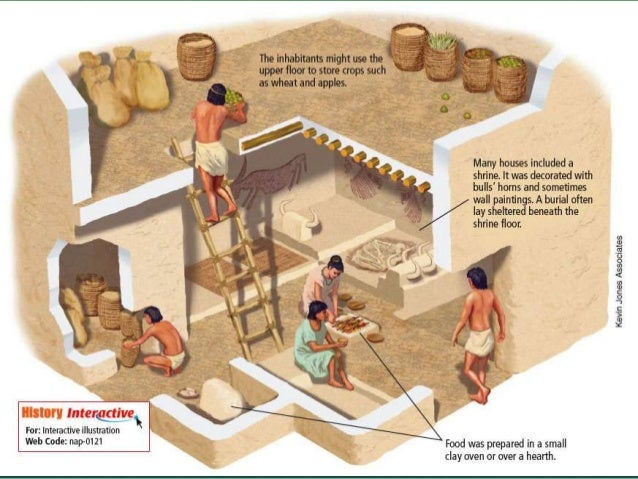 catal huyuk specialization An artists depiction of the ancient settlement of catal huyuk located in modern turkey the stage was set for the rise of cities specialization of labor, large scale craft production.