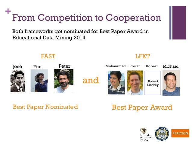 Competition or cooperation essay