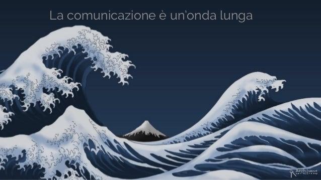 La comunicazione è un'onda lunga