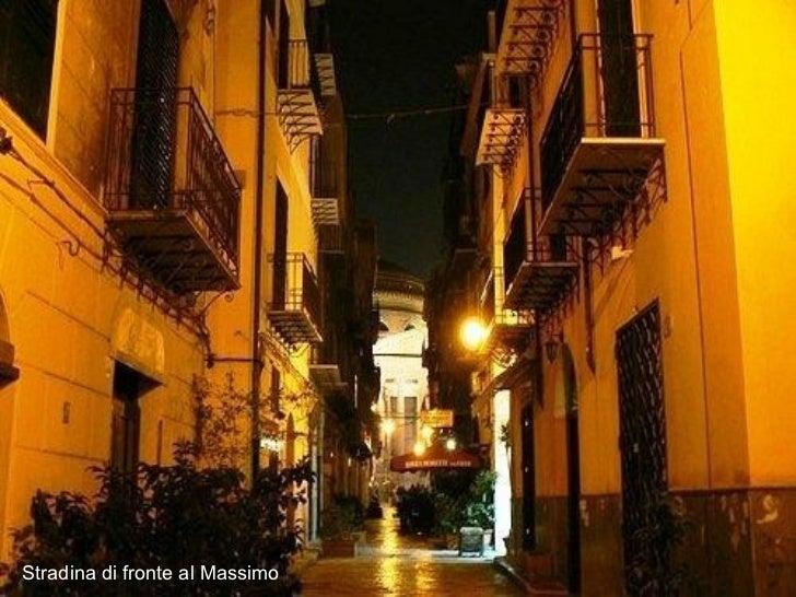 Palermo Di Notte Slide 30