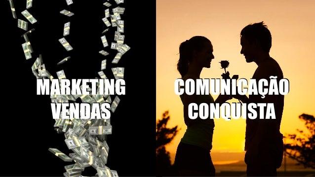 MARKETING VENDAS COMUNICAÇÃO CONQUISTA