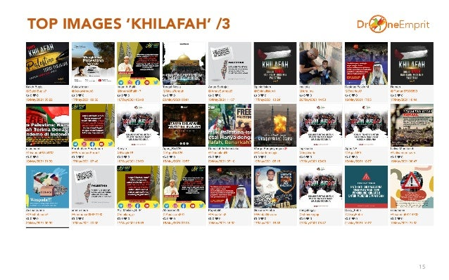 TOP IMAGES 'KHILAFAH' /3 15