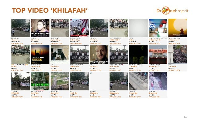 TOP VIDEO 'KHILAFAH' 16
