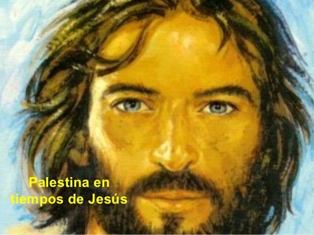 Palestina entiempos de Jesús