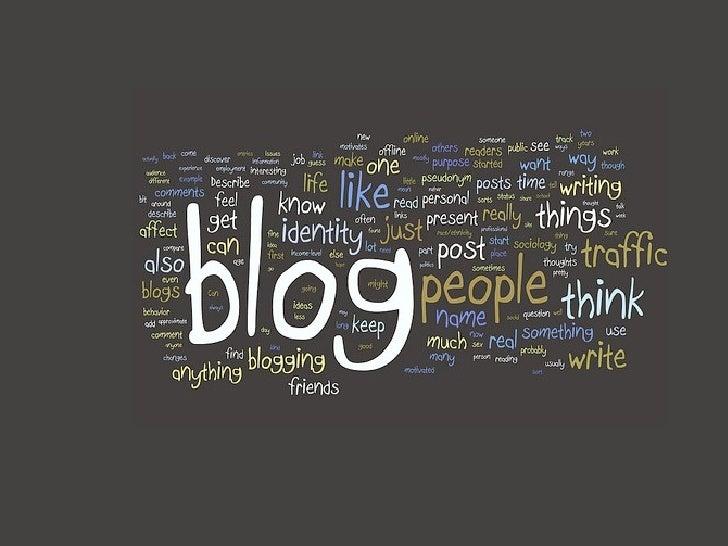 Por quê um blog?    73%