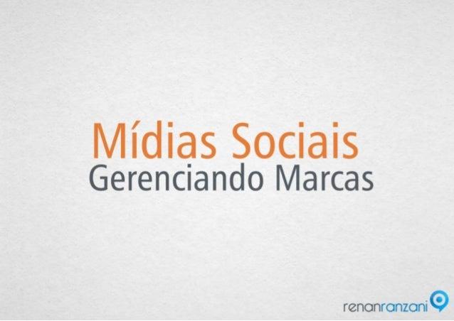 Mídias Sociais x Redes Sociais