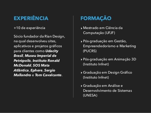 UX Design para Desenvolvedores Slide 2