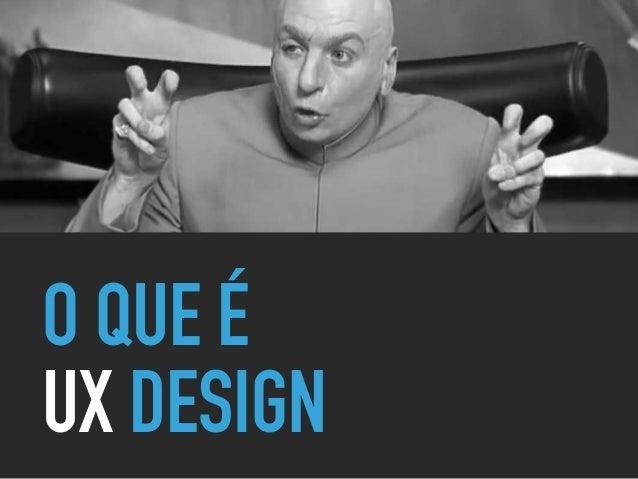 UX Design para Desenvolvedores Slide 3