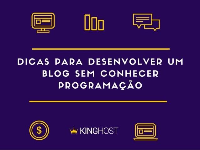 Lívia Lampert Gerente de Marketing na KingHost + 10 anos de experiência em marketing digital livia.lampert@kinghost.com.br...