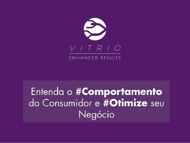 gerson@vitrio.com.br www.linkedin.com/gersonribeiro @gerson_ribeiro Gerson Ribeiro