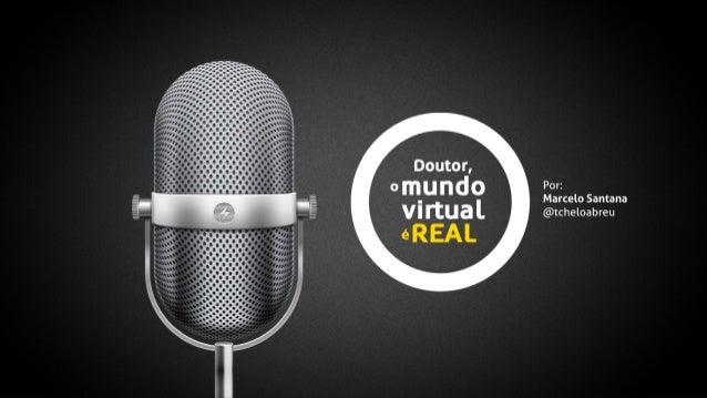 11º ENCONTRO DE GESTÃO E MARKETING | MARCELO SANTANAESSA PALESTRA É 2.0 e TRANSMÍDIAVOCÊ PODE:Seu smartphone/tablet: QRCod...