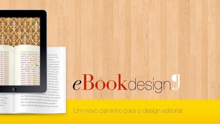 eBookdesignUm novo caminho para o design editorial