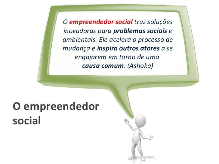 Empreendedorismo Social: é hora de começar